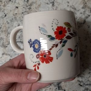 Anthropologie Kitchen - Anthropologie C monogram mug